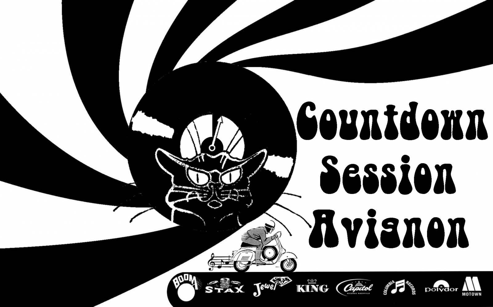 Countdown Session Avignon