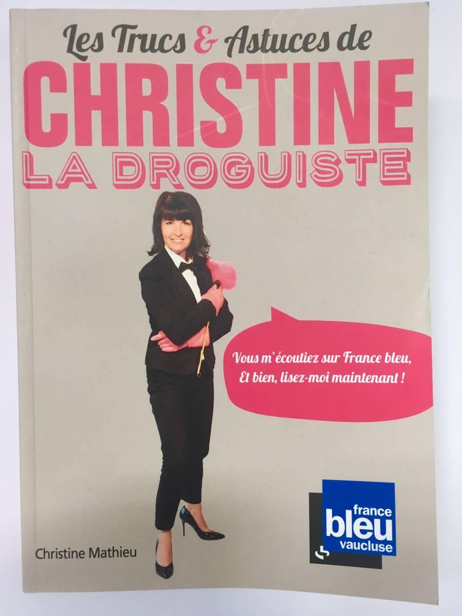 Christine la droguiste