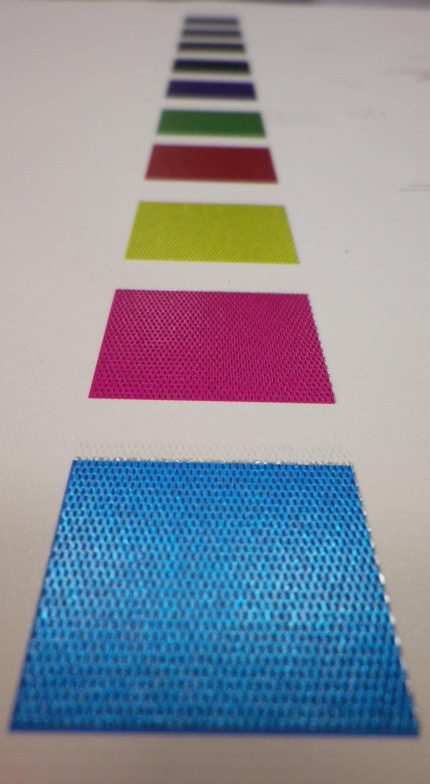 Imprimez vos supports avec de la dorure à chaud en petite quantité sur Avignon